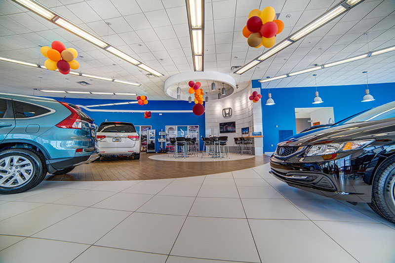 Honda Stores T Amp D Interiorst Amp D Interiors